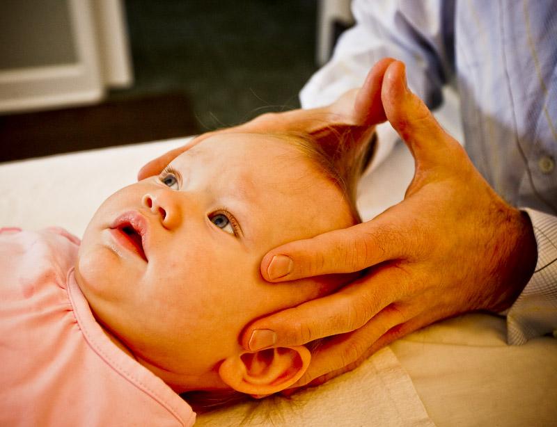 Остеопатия для мам и детей