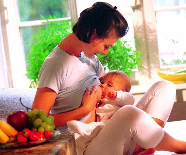 Как похудеть кормящей маме? passionru