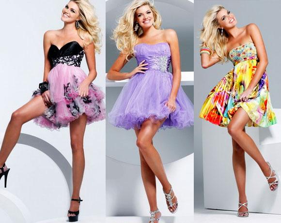 Модные и современные модели платьев