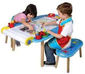 Детские столики для творчества и не